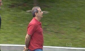 Alberto Yousseff é interrogado pela Justiça Federal do Paraná