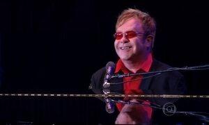 Rock in Rio confirma Elton John como atração do palco mundo