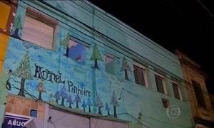 Polícia descobre em Porto Alegre uma central usada por traficantes para vigiar policiais