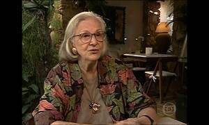 Crítica de teatro Barbara Heliodora morre aos 91 anos