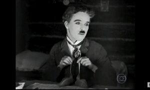 Charlie Chaplin fez história com sucessos no cinema e na música