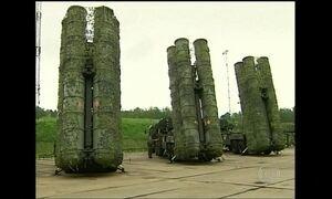 Rússia vai enviar sistema antimísseis para o Irã em troca de petróleo