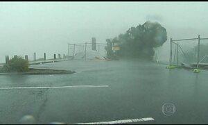 Tempestade com força de ciclone mata três pessoas na Austrália