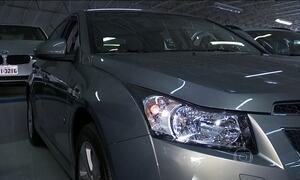 Aumenta a procura por carros usados no Brasil