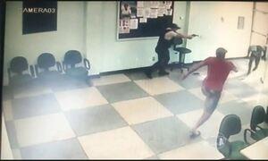 Bandido entra armado em banco no interior de MG