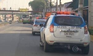 Polícia começa a substituir o Exército em comunidades do complexo da Maré