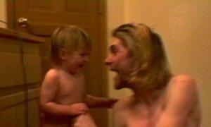 Documentário revela imagens raras de Kurt Cobain