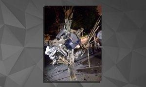 Fotos podem esclarecer queda de helicóptero com Thomaz Alckmin