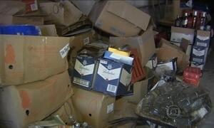 Polícia prende suspeito de ser o maior falsificador de destilados do país