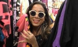 Fantástico acompanha primeira turnê internacional de Anitta no Japão
