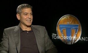 'Nunca me senti tão feliz', afirma George Clooney sobre o casamento