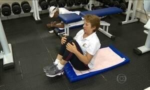 Idosos que fazem exercícios podem viver cinco anos a mais