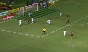 Sport derrota o Santos e Vasco passa para a 3ª fase