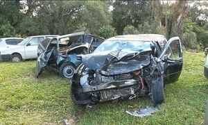PRF divulga número de acidentes nas rodovias federais no feriado