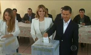 Partido governista sai vencedor das eleições no México