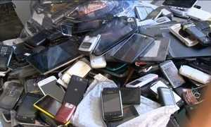 Números de roubos de celulares disparam no Rio de Janeiro