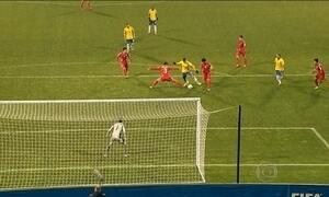 Brasil enfrenta a Sérvia na final do Mundial Sub-20