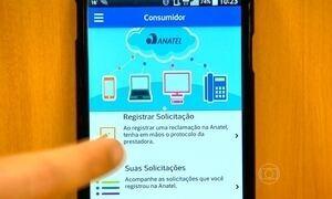 Anatel lança aplicativo de celular para melhorar relação com consumidores