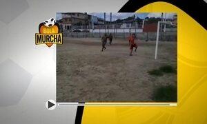 Bola Cheia da semana vem de Benevides (PA) e Bola Murcha, de Salvador (BA)