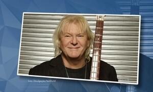 Baixista da banda de rock progressivo Yes morre aos 67 anos nos EUA