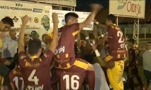 Genus leva a taça do Campeonato Rondoniense