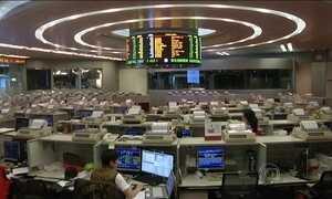 Bolsas chinesas voltam a despencar nesta quarta (8)