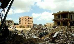 ONU faz apelo pela reconstrução da Faixa de Gaza