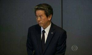 Presidente da Toshiba renuncia ao cargo por falsificar resultados