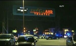 Atirador mata duas pessoas em cinema na Louisiana