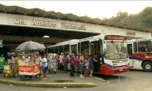 Autoridades liberam aumento da vida útil de ônibus no Rio