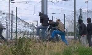 Reino Unido pode convocar o exército para impedir entrada de imigrantes