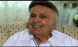 Morre Orlando Orfei, aos 95 anos, no Rio de Janeiro