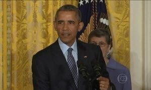 Obama apresenta plano para reduzir emissões de gases poluentes