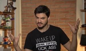 Felipe Neto dá dicas para pais não pagarem mico nas redes sociais