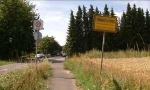 Cidade-fantasma na Alemanha vira abrigo para imigrantes