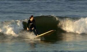 Bairro de Nova York lembra o Rio e tem até surfe