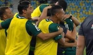 Confira os gols das Séries A e B do Brasileirão deste sábado (15)