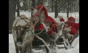 Escritório do Papai Noel na Finlândia pode fechar