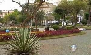 Cidades do RS amanhecem com temperaturas abaixo dos 10°C