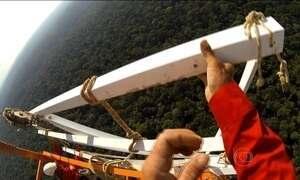 Maior torre de pesquisa do mundo é inaugurada na Amazônia