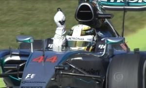 Lewis Hamilton vence o Grande Prêmio da Itália de Fórmula 1