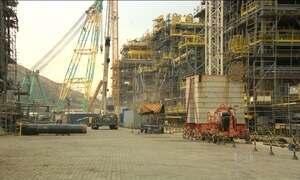 Indústria naval demite 14 mil trabalhadores no primeiro semestre