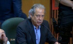 Justiça Federal aceita denúncia contra José Dirceu e mais 14 pessoas