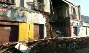 Terremoto deixa 11 mortos