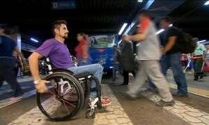 Uberlândia é exemplo de acessibilidade para deficientes