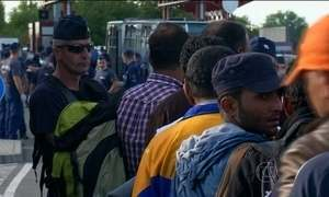 Governo da Hungria adota medidas para impedir entrada de imigrantes