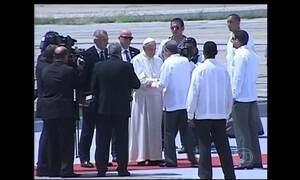 Papa viaja para os EUA