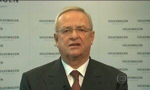 Presidente mundial da Volskwagen renuncia ao cargo em meio à crise na fábrica