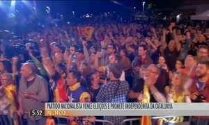 Partido Comunista vence eleições na Catalunha