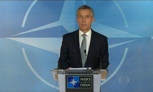 Otan convoca reunião de emergência sobre a guerra na Síria